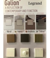 Legrand Switches (Galion Series)
